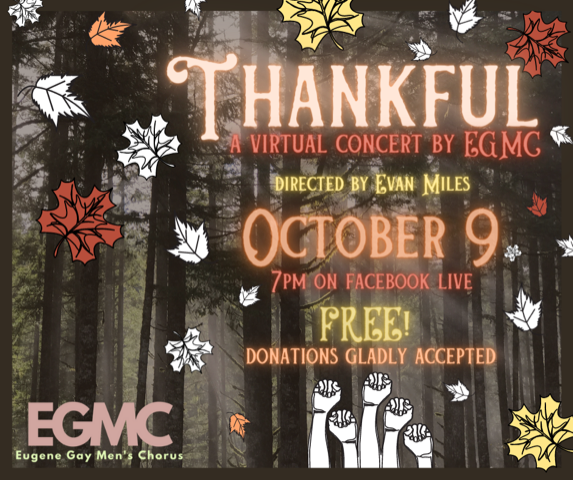 Thankful Flyer- EGMC